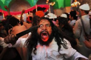 Top 6 Bizarre Religious Traditions From Across the World