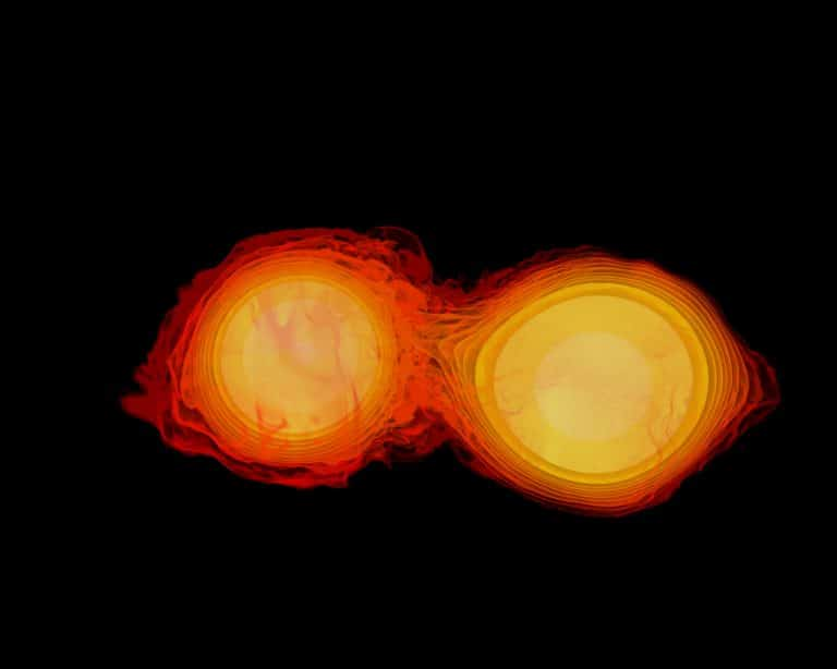 A Nearby Neutron Star Collision May Cause Problems for Earth