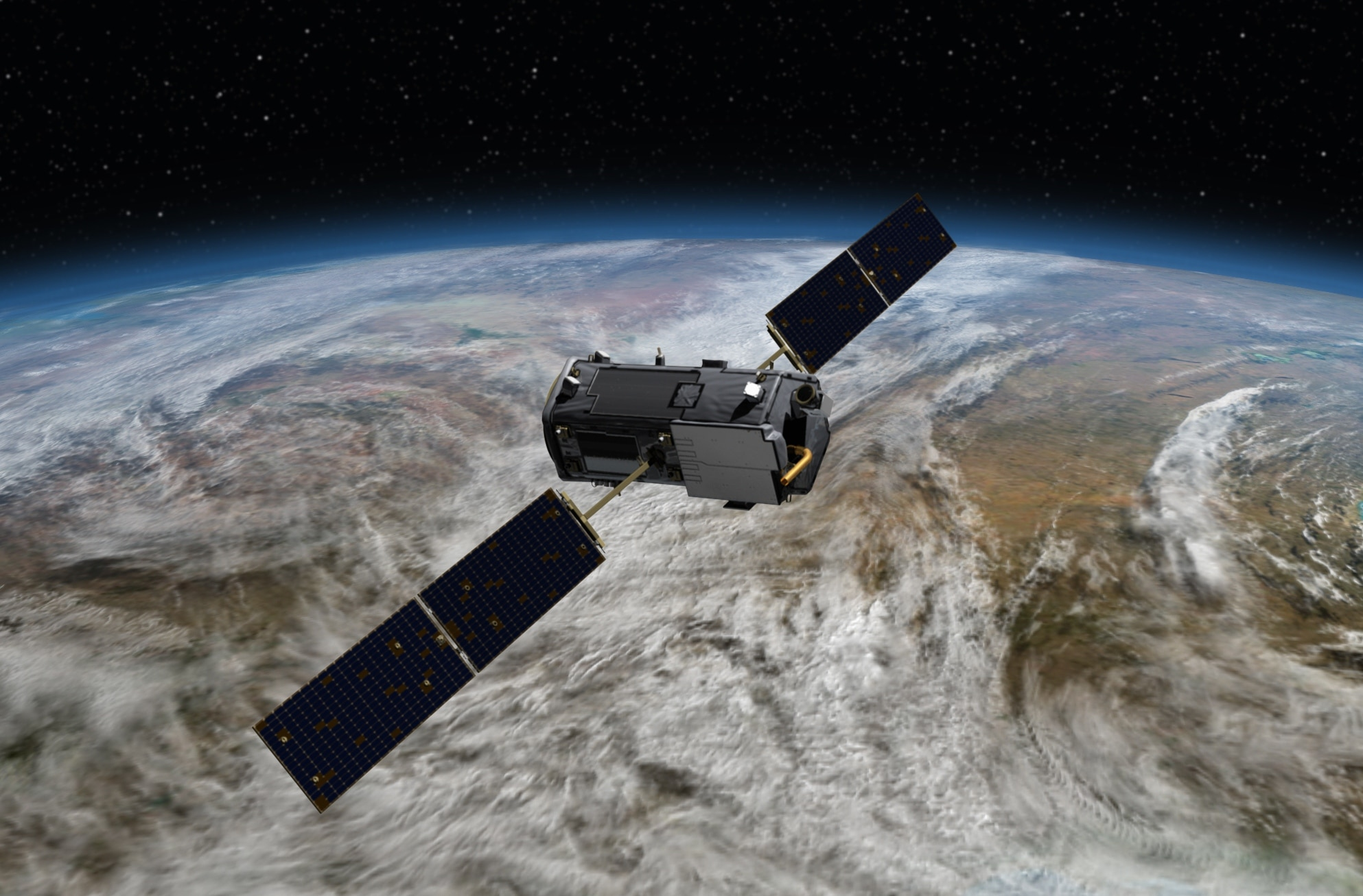 A New Satellite Is Monitoring Greenhouse Gases and Pollution