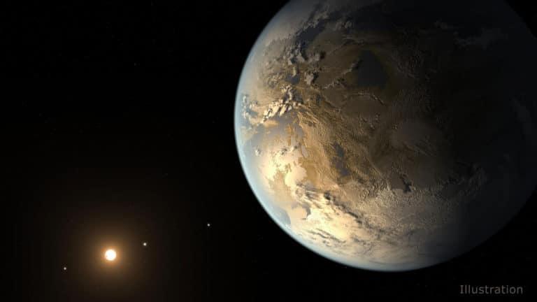 Amazingly Huge Planet Found Orbiting Tiny Star
