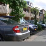 Artificial Intelligence Predicts Neighborhood Politics from their Cars