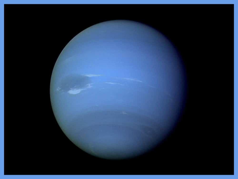 Neptune Radiates Heat