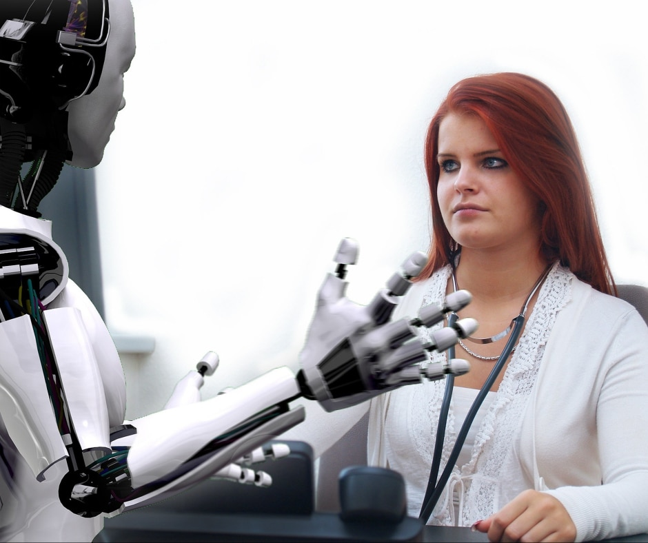 Nursing-care Robots are Being Embraced by Japan
