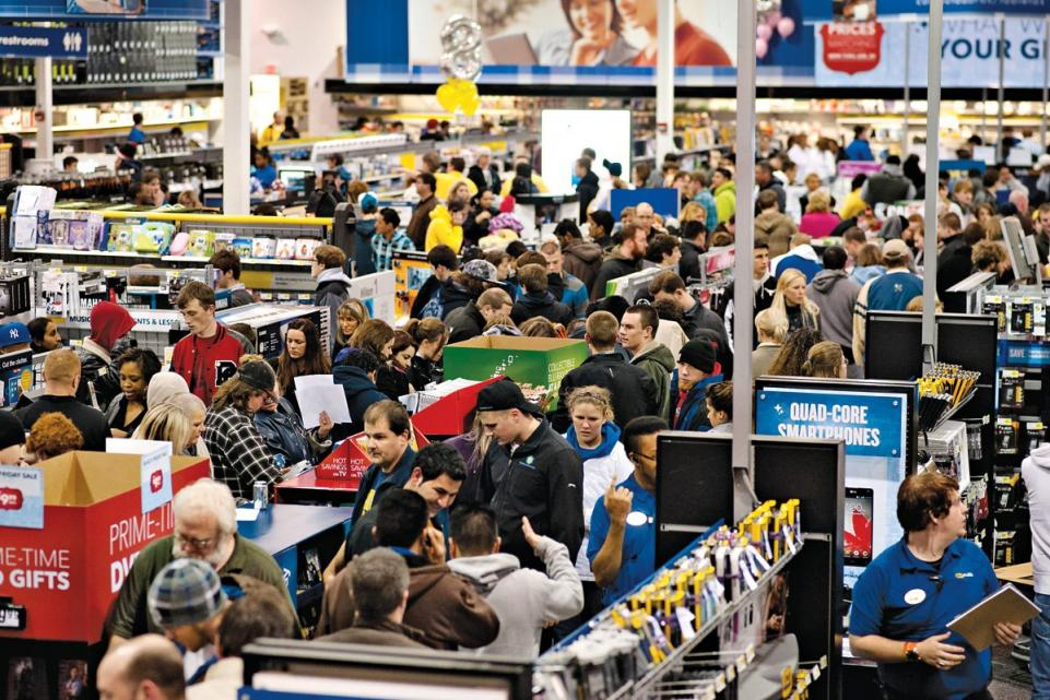 Science Says Switching to Shorter Store Lines Rarely Ever Works