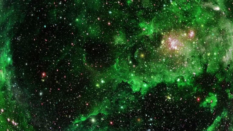 Scientists Find Extremely Rare Object in the Universe