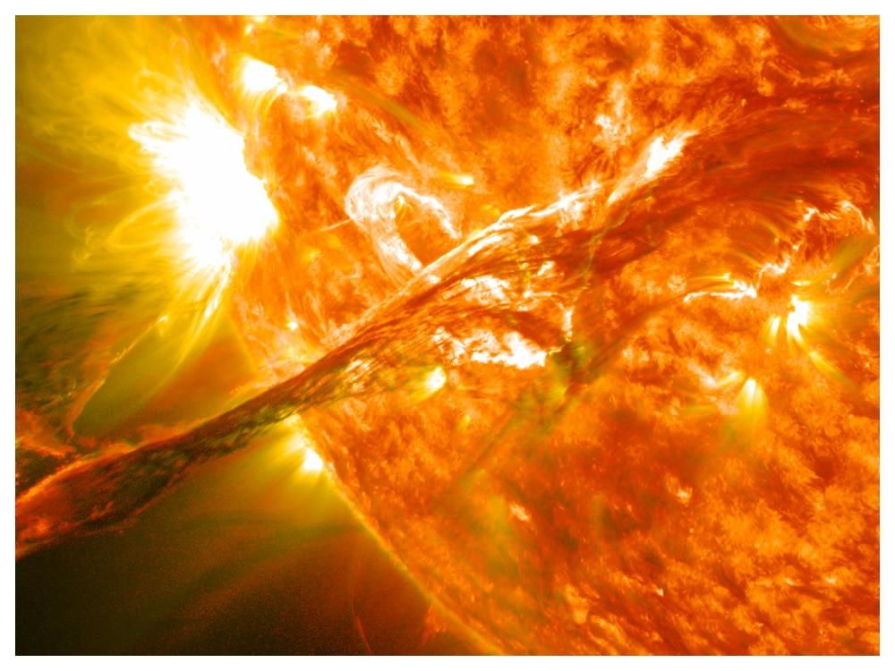 Sun Upper Atmosphere Corona