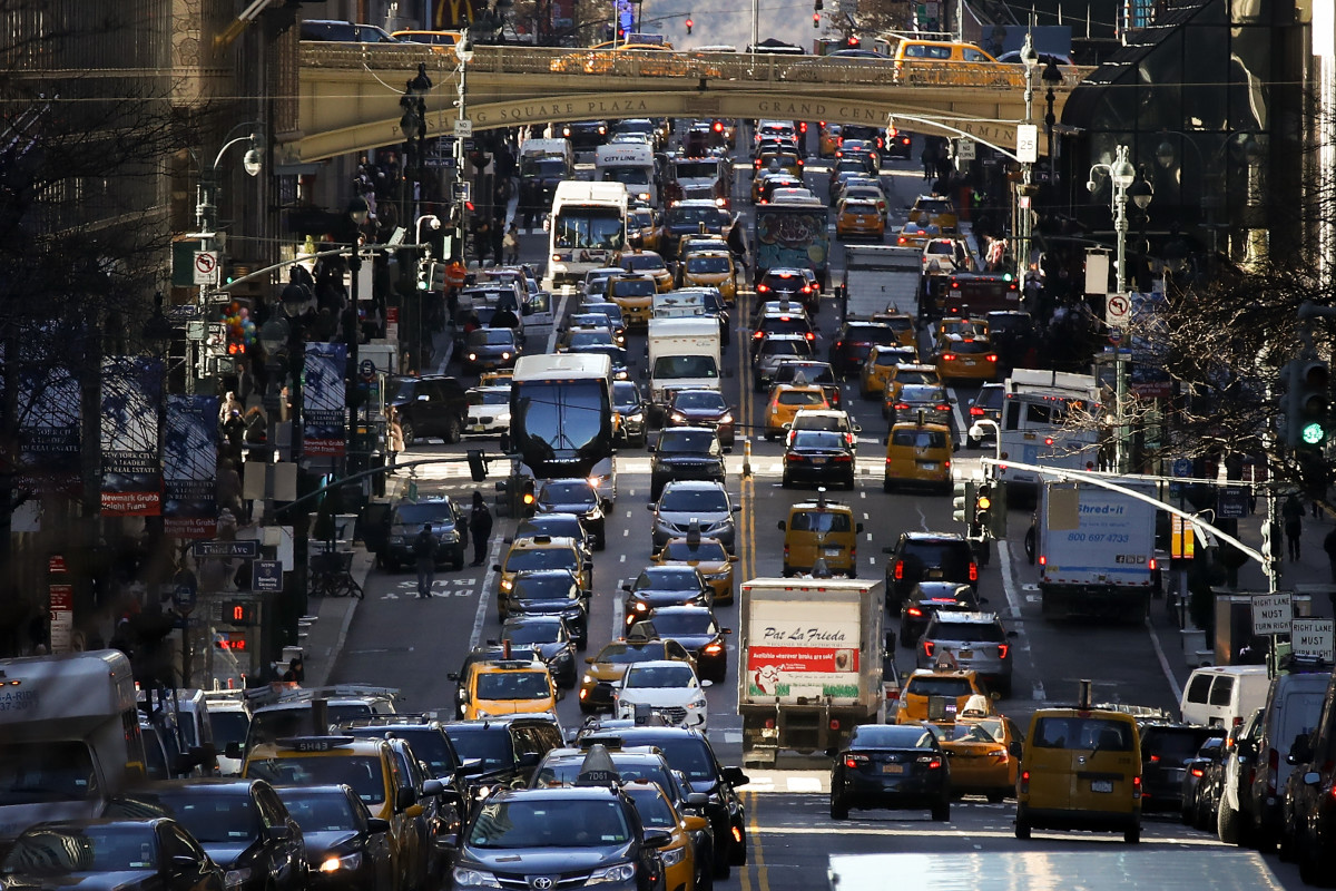 Supercomputers to help Solve Urban Traffic Problems