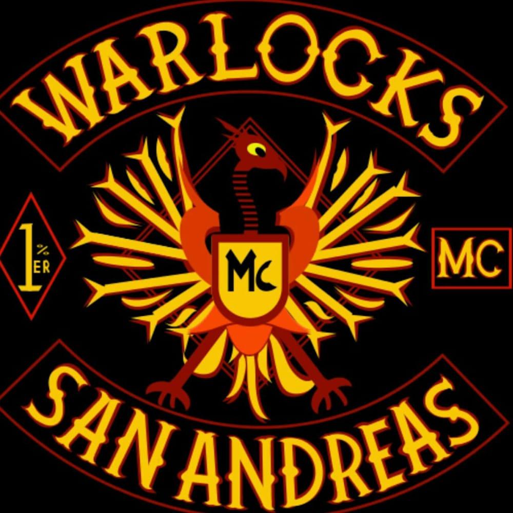Warlocks biker gang