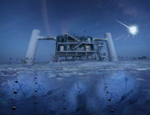 A Weirdo Particle Discovered in Antarctica that is Older than the Sun