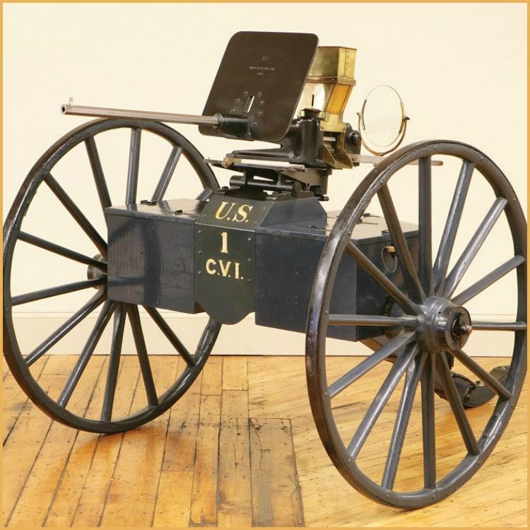 coffee mill gun