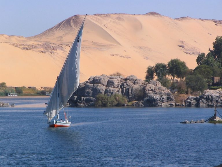 Death of the Nile River