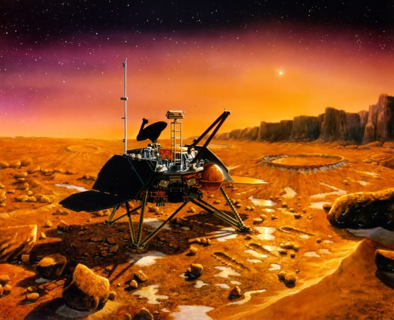 NASA Simulated Missions Show the Need for Martian law