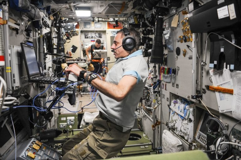 Scientists Trying Like Hell to Prevent Bacteria Spread on Space Missions