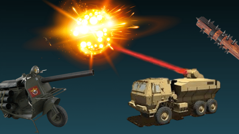7 Crazy Weapon Ideas That Almost Became Reality