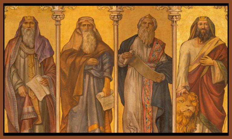 major prophets in the bible