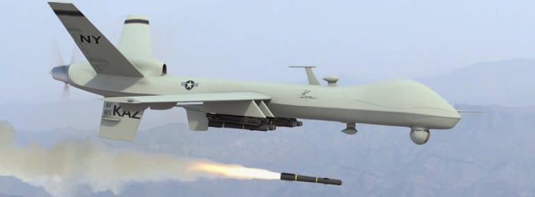 4 Reasons Why Military Drones Will Be Even More Dangerous in the Future