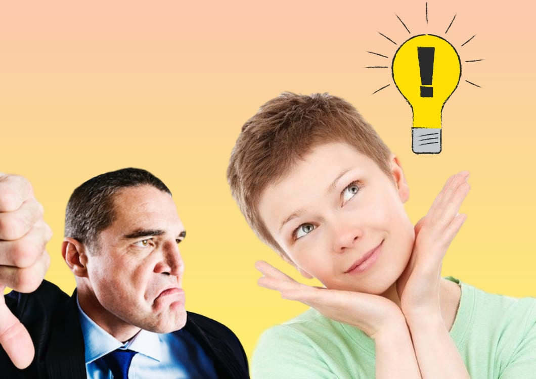 4 Genuine Reasons Our Ideas Get Ignored