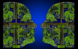 AI began talking to its virtual partner in a secretlanguage