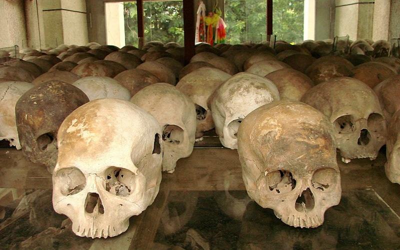 Cambodia's killingfields