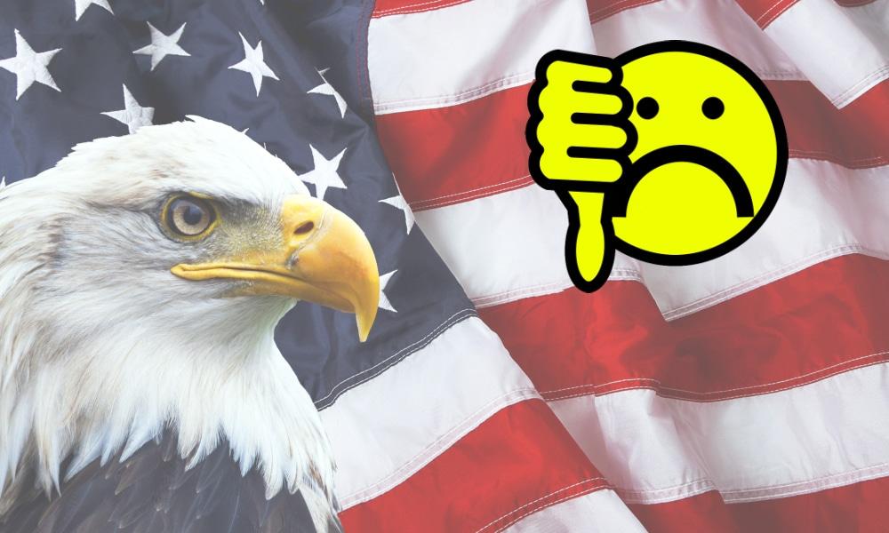 Erosion of American Patriotism