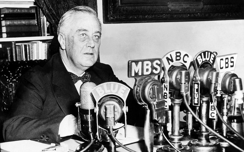 FDR's Proposed Second Bill Of Rights