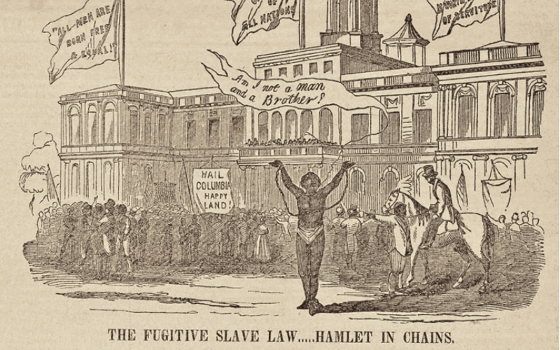 Fugitive Slave Act Of1850