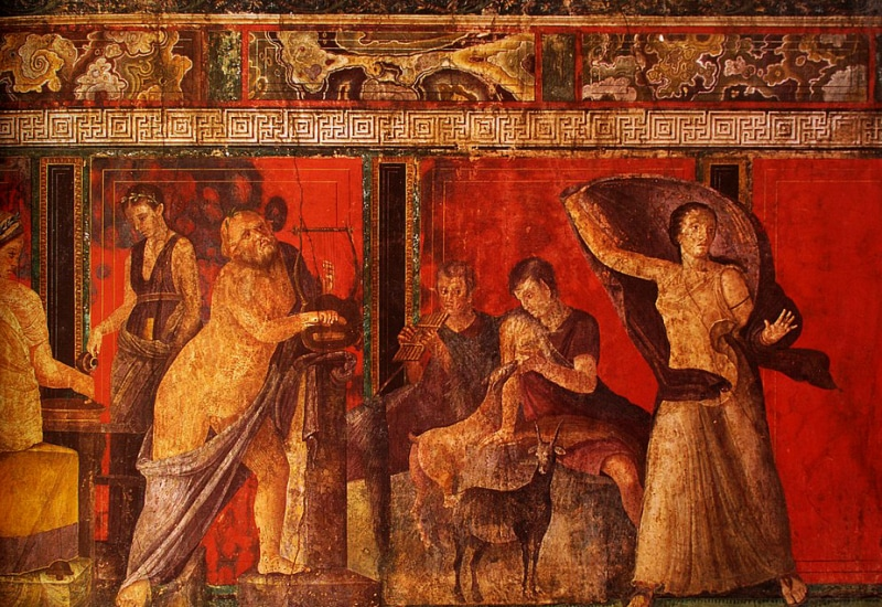 Here are Fascinating Secrets from 3 Ancient Mystery Cults