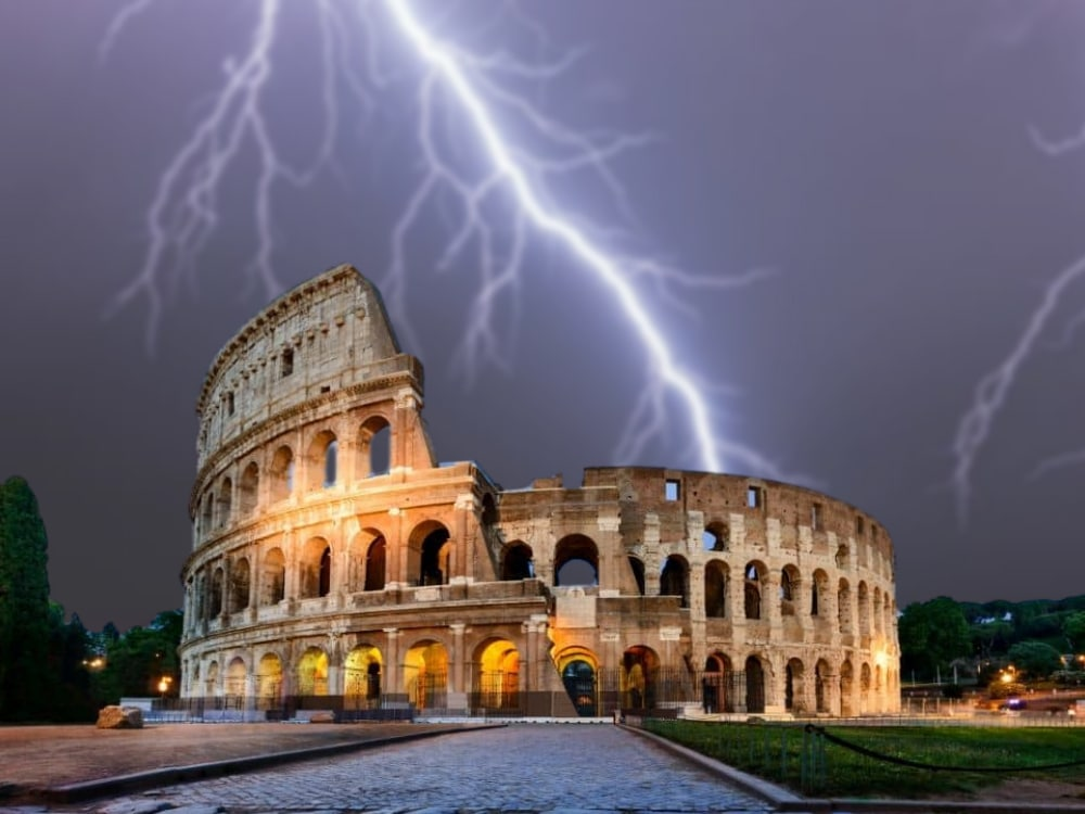 People Killed By Lightning Weren't Allowed to Be Buried