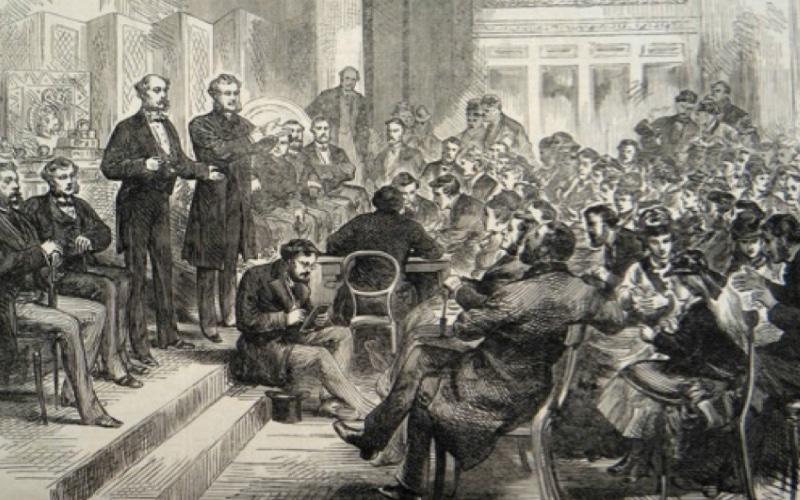 The Anti-Masonic Party