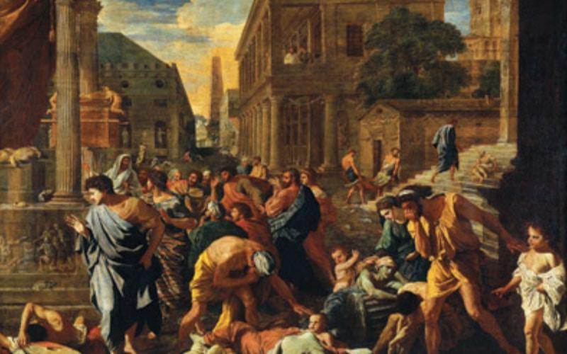 The Antonine Plague - Roman Empire