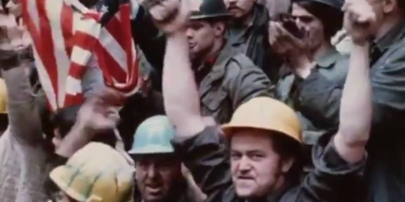 The Hard Hat Riots