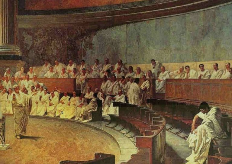 What About These 7 Crazy Laws from Ancient Rome