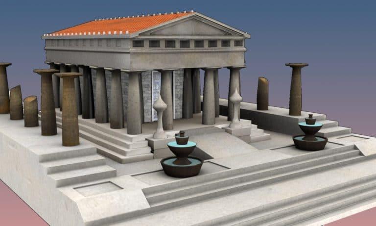 ancient roman gods
