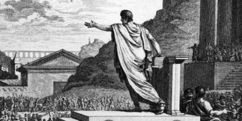 roman welfare