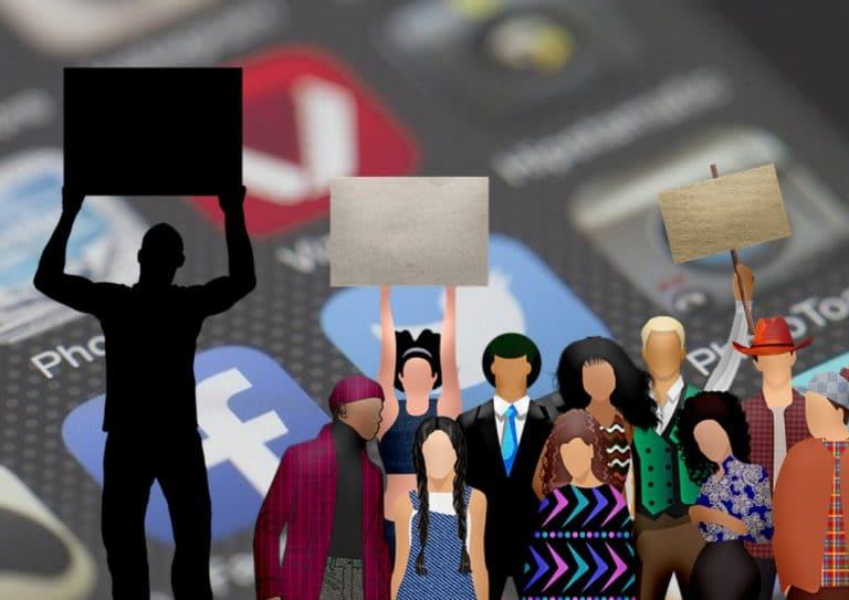 social media and mob violence