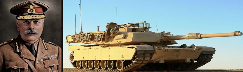 tank field marshall haig