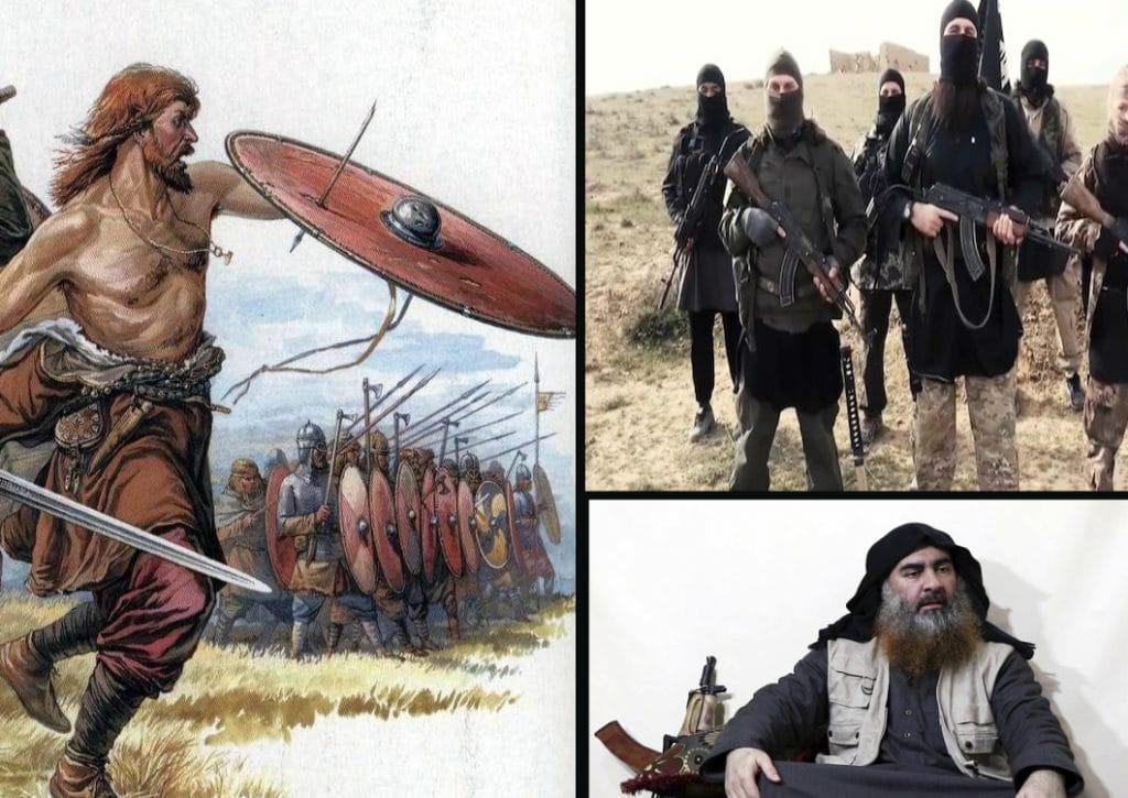 underestimating barbarians
