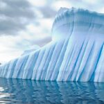 Can Zombie Icebergs Trigger a Powerful Tsunami