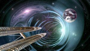 super fluid space time